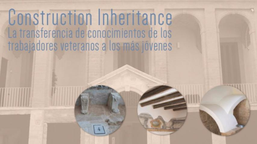 Proyecto europeo Construction Inheritance.